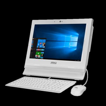"MSI 15.6"" AP1622ET-037XEU touch lcd pc 1037U/4gb/500gb/wit"