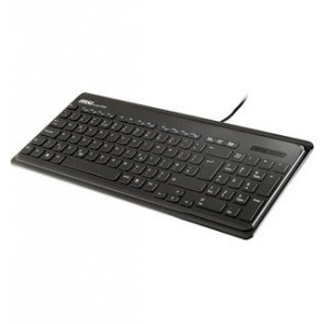 Bedrade muis + qwerty keyboard voor MSI AIO (wit)